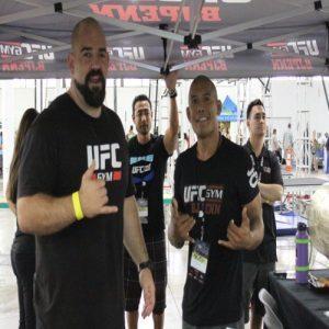 UFC Gym Video