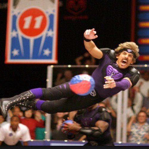 Dodge Ball Tournament at Hi Fit Expo 2017