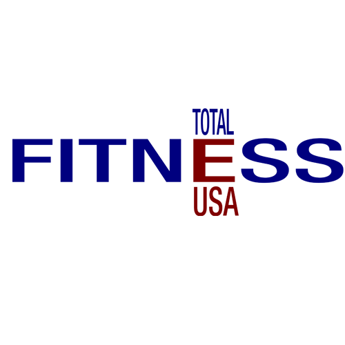 Total Fitness USA logo