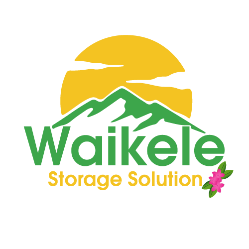Waikele Self Storage in Waipahu just happens to be built inside the Kipapa Caves,