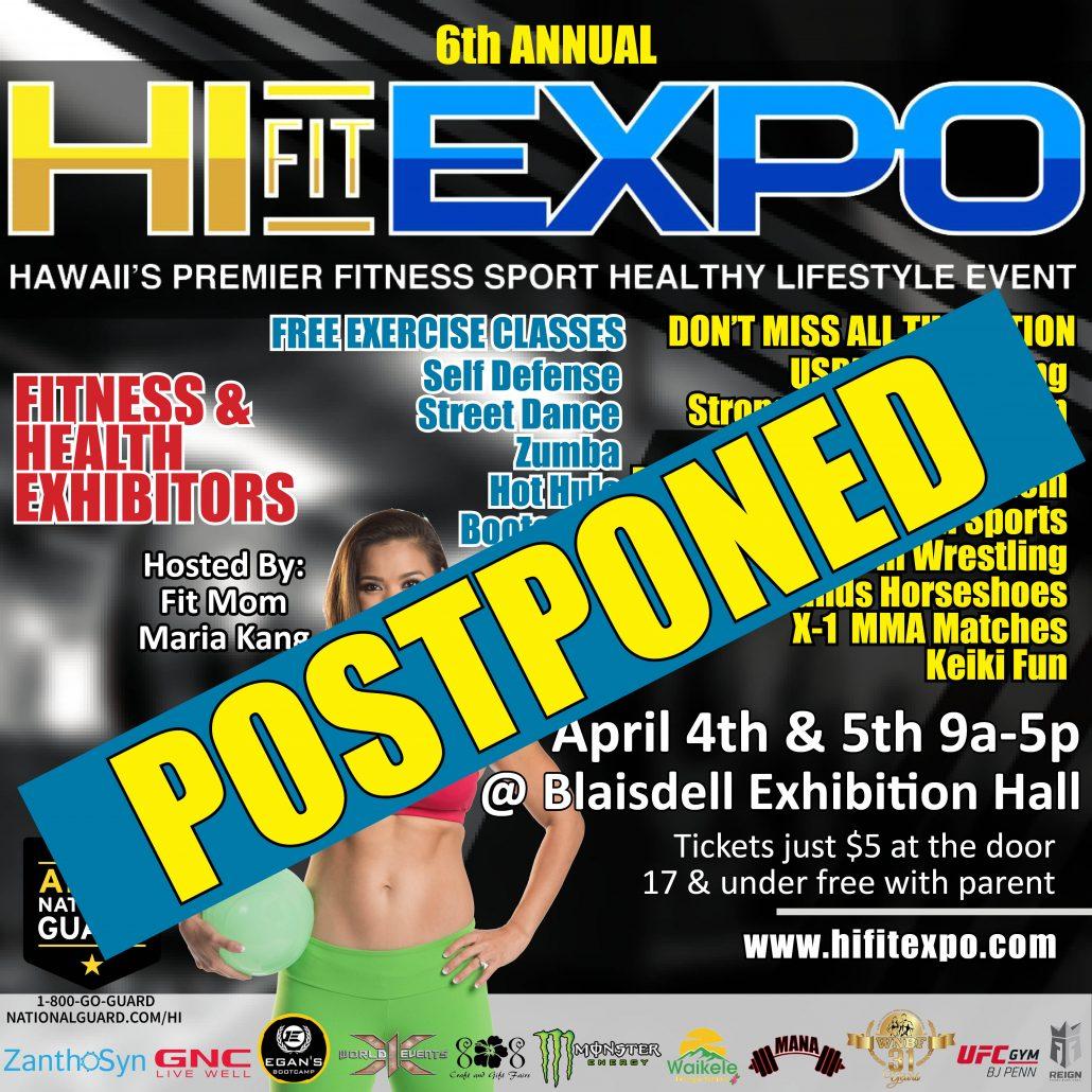 2020 Hifit 1080x1080 Postponed